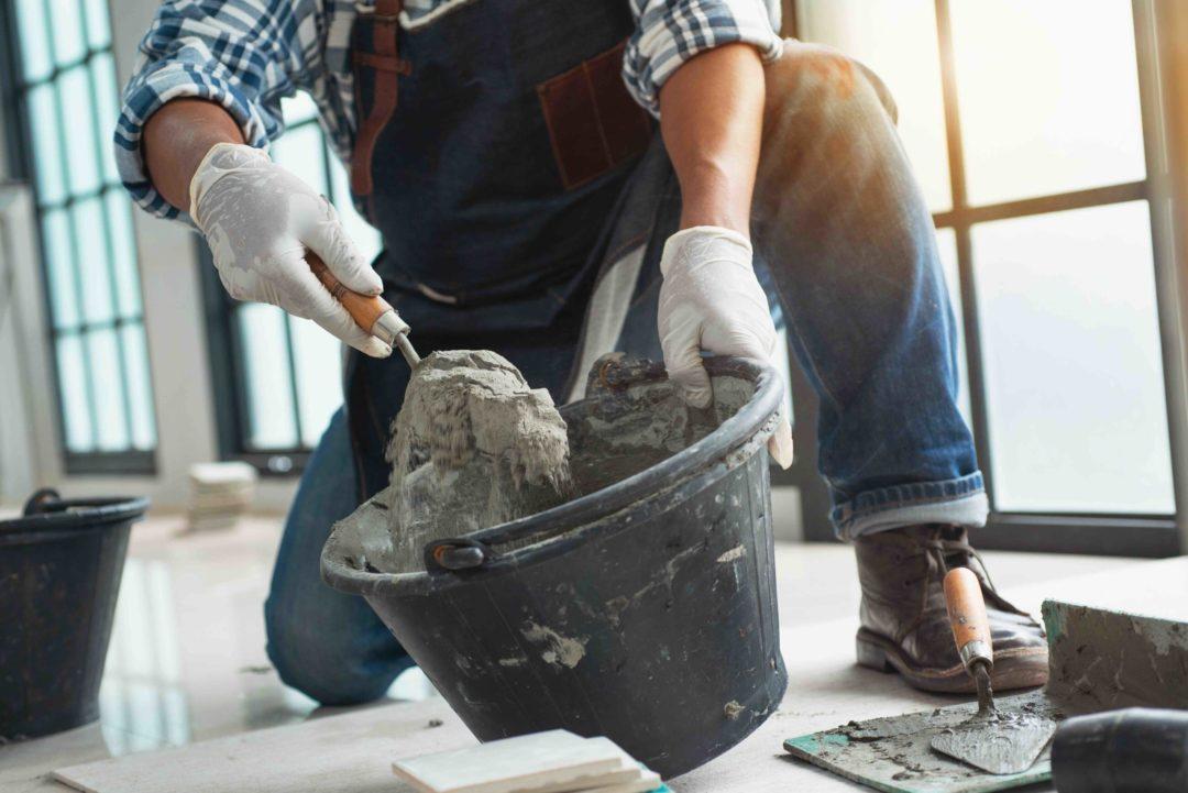 réparations beton